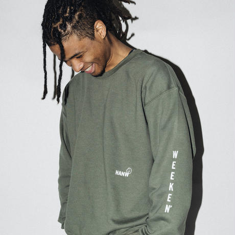Weeken' Sweat Shirt