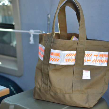 79409 / SAFETY COTTON/LUNCH TOTE