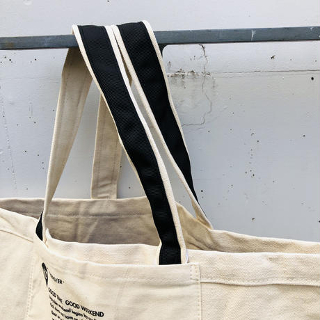 79360 / CANVAS DAILY TOTE