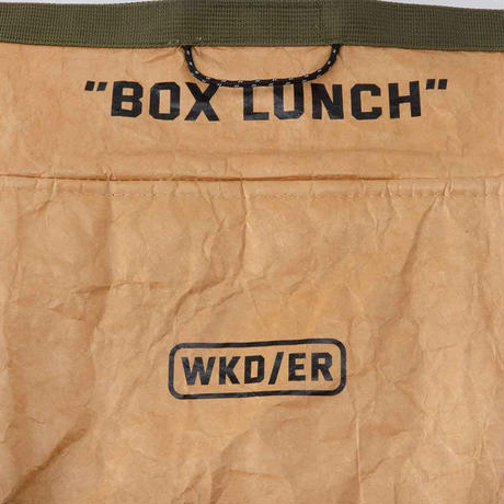 79907 / TYVEK BOX LUNCH COOL BAG
