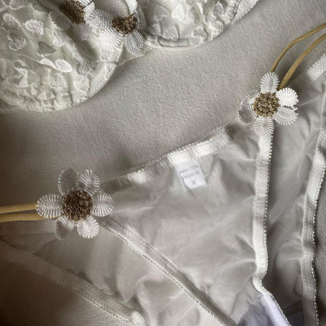 white flowers  【 A-0281】