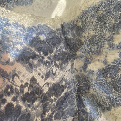 Numéro5 Glitter blue   【 T-0213】