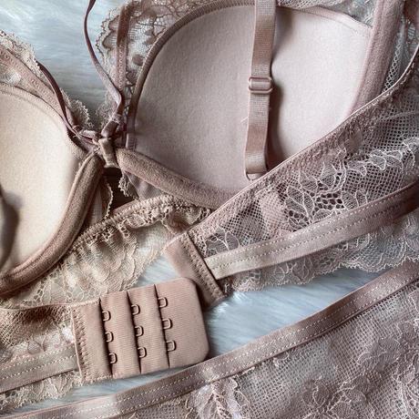 wire strap set pink【 A-0084-PI】