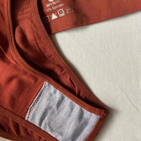 選べるM・Lsize brick color set  【 A-0186-BRI】