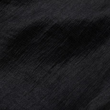 タイトスカート(black×black denim)