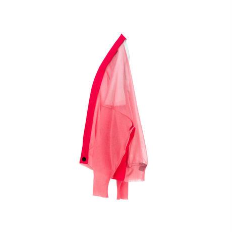 ニットボレロ(pink)