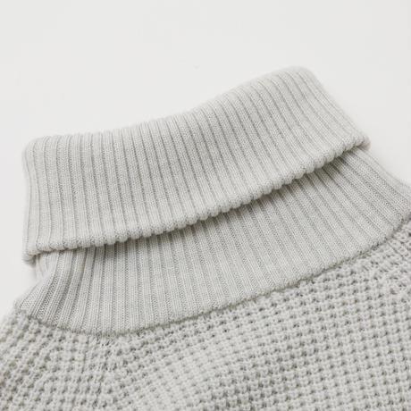 タートルネック(light gray)