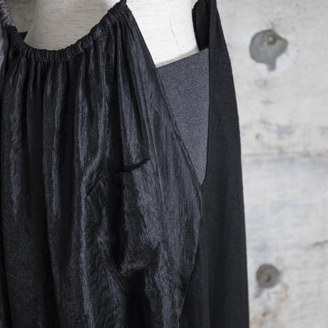 2WAY skirt(Black)