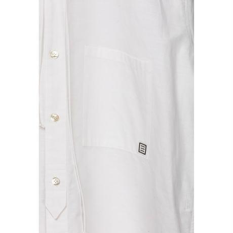 ボーイフレンドシャツ(white)