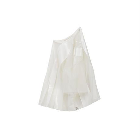 ラバーチュールTシャツ(white)