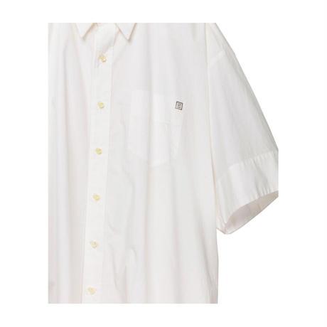 【ユニセックス】ビッグシャツ(white)