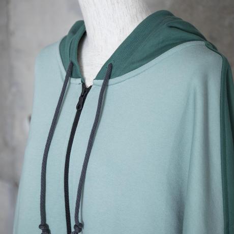 hoodie (green)