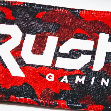 Rush Gaming マフラータオル New Logo ver