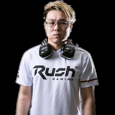 Rush Gaming CoD Team Jersey (White)