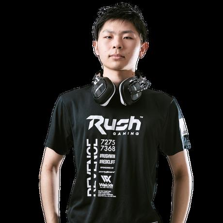Rush Gaming New Logo ユニフォーム(White)