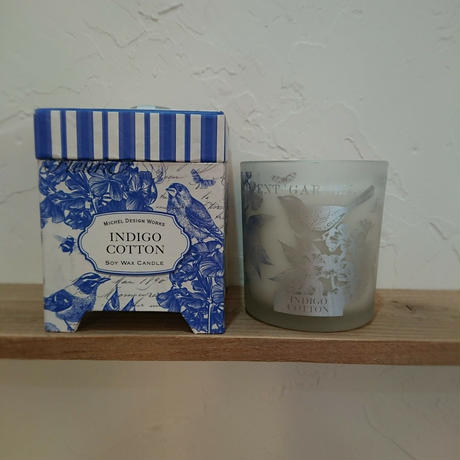 MICHEL DESIGN WORKS  SOY  WAX  インディゴコットン