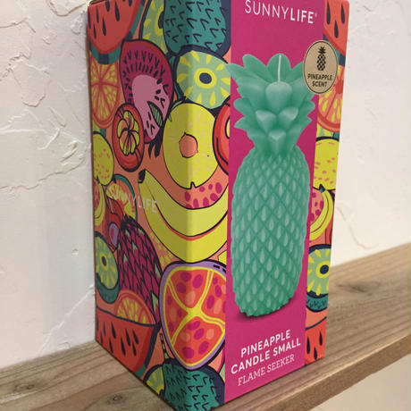 SUNNY LIFE PINEAPPLE CANDLE SMALL