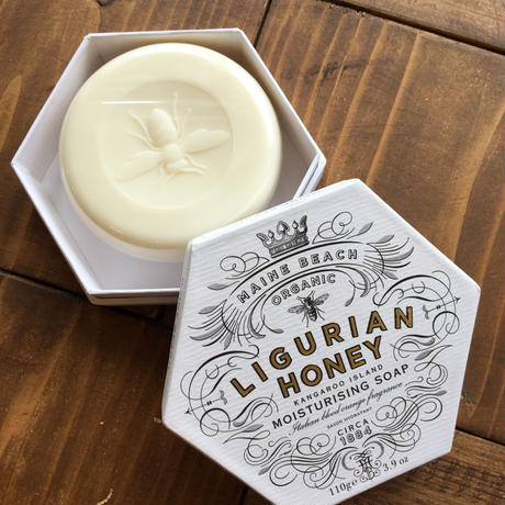LIGURIAN HONEY MOISTURISIING  SOAP