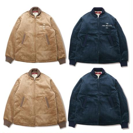 Cord Sports Jacket(Solid)