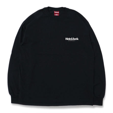 H&S L/S Tee(H&S W.S. 2nd Anniversary Limited Item)