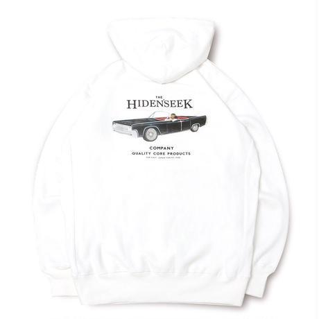 Jesus Drive Hooded Sweat Shirt