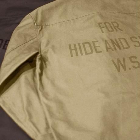 Field Shirt Jacket(W.S Limited)