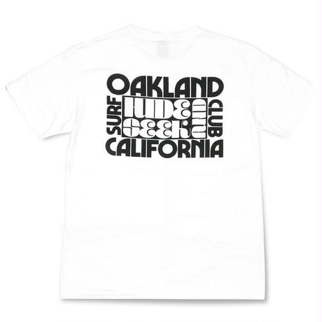 OAKLAND SURF CLUB × H&S S/S Tee