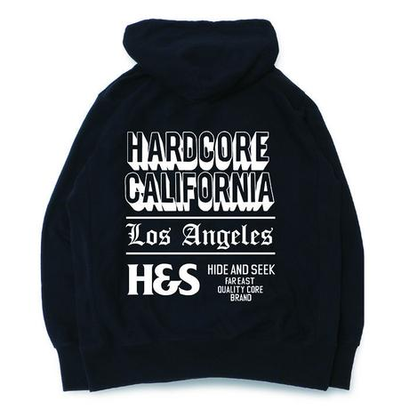 HS Los Angeles Hooded Sweat Shirt