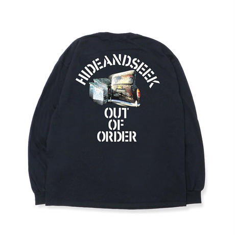 Out Of Order L/S Tee