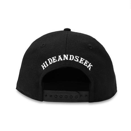 HIDE AND SEEK × TENDERLOIN Baseball Cap(NEW ERA)
