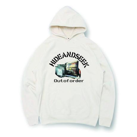 Out Of Order Hooded Sweat Shirt