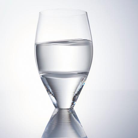 【12%オフ・送料無料&ラッピング込み】日本酒+専用グラス2本セット[207]