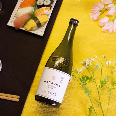 花火と育った、癒しのコクと香り。【新潟】NAGAOKA 純米大吟醸 2019