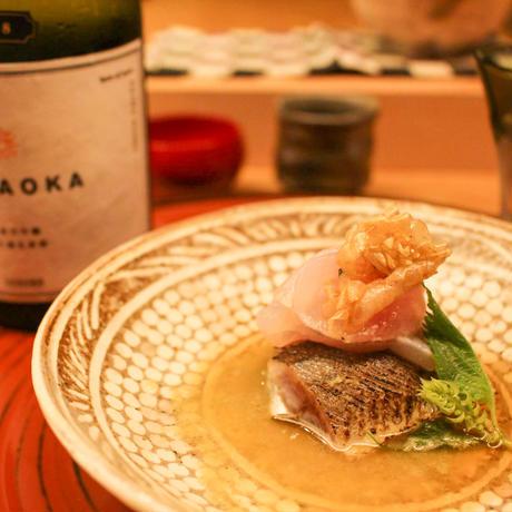 花火と育った、癒しのコクと香り。【新潟】NAGAOKA 純米大吟醸 2020