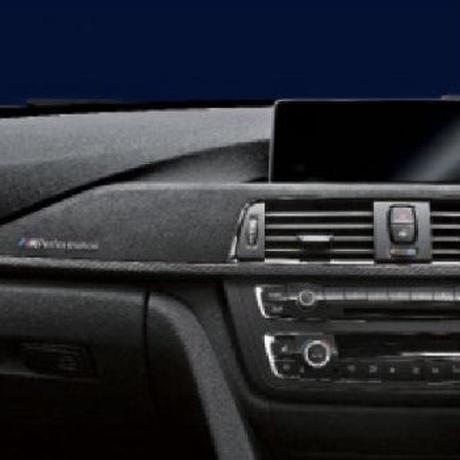 BMW 純正品 F32 M Performance カーボンインテリアトリムセット 右ハンドル用  51952350476