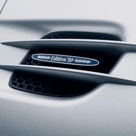 Mercedes-Benz R230 SL-Class Edition 50 サイドエンブレム