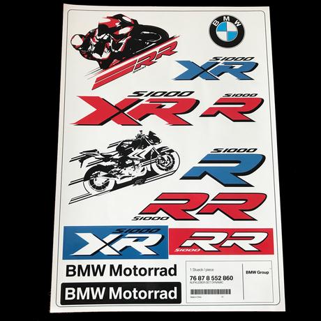 BMW Motorrad ステッカー