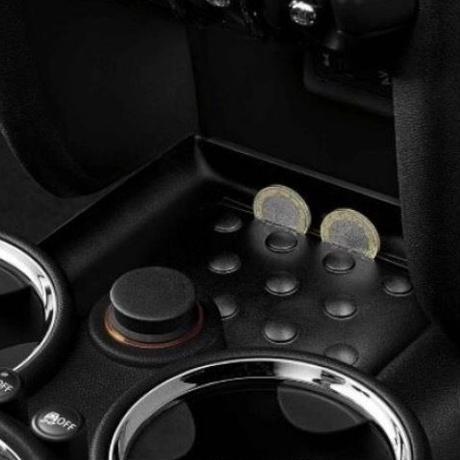 BMW MINI 純正 センターコンソールトレイ R56 R55