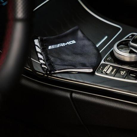 Mercedes-AMG 純正品 AMG フェイスマスクカバー