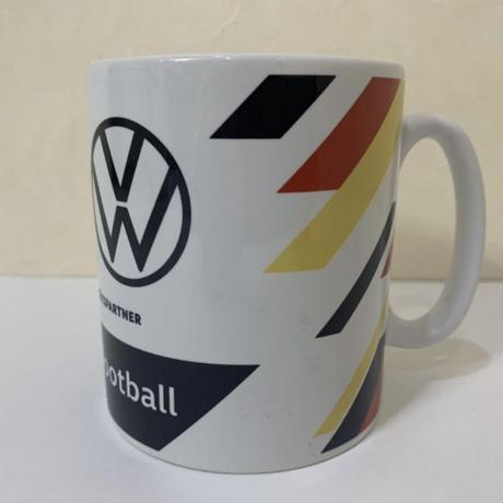 VW 純正品 サッカー ドイツ代表 マグカップ