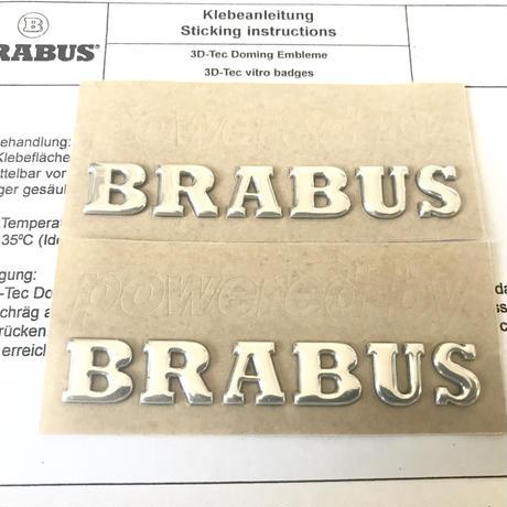 BRABUS 純正 サイドエンブレム W219 W221