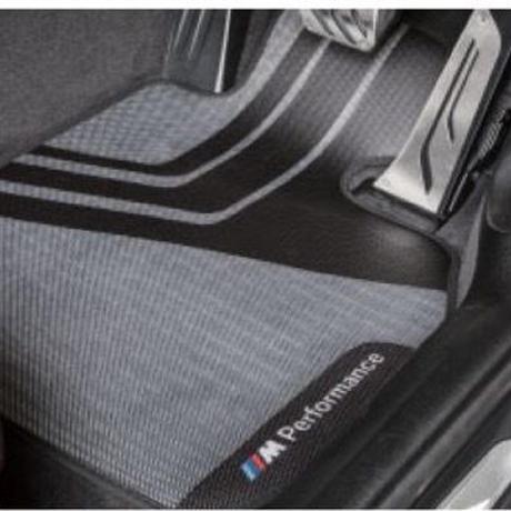 BMW 純正品  F32 F82 右ハンドル用 M Performance フロント オールウェザー フロアマットセット