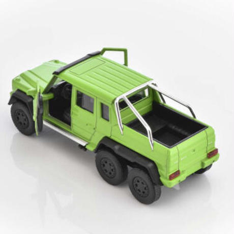 Mercedes-Benz Collection G63 AMG 6X6 1:43 プルバックカー