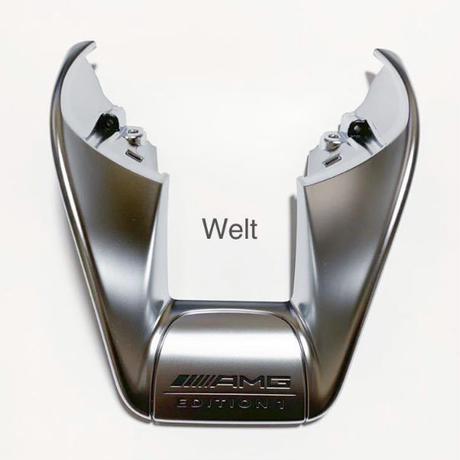Mercedes-Benz 純正品 AMG EDITION1 ステアリング ローカバートリム