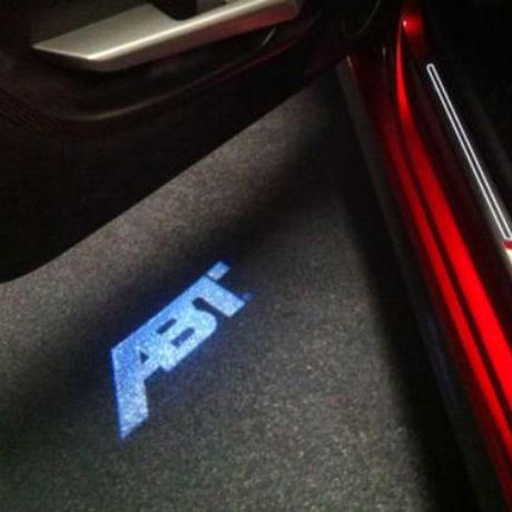 ABT 純正 LED ドアプロジェクター セット
