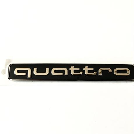 Audi 純正 quattro リア エンブレム  A6 4G