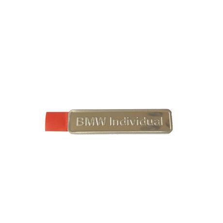 BMW 純正 Individual エンブレム