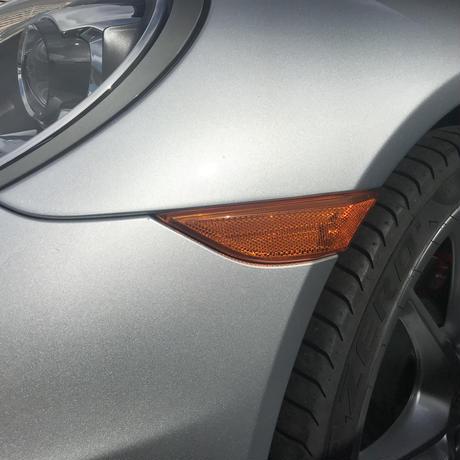 PORSCHE 911(991) Boxster(981) US オレンジ サイドマーカー