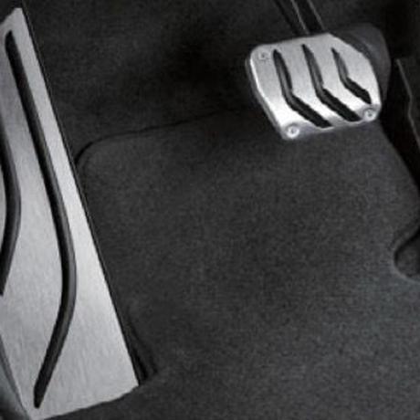 BMW 純正品 M Performance RHD用 フットレスト F20 F22 F30 F32 F87 F80 F82 51472413361