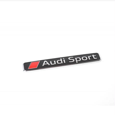 Audi 純正 Audi Sport エンブレム